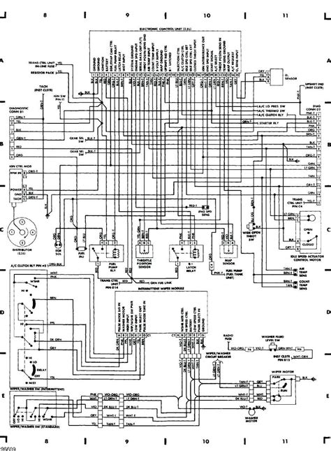 2001 Jeep Tj Wiring Diagram by Wrg 3427 2001 Jeep Tj Fuse Box Diagram