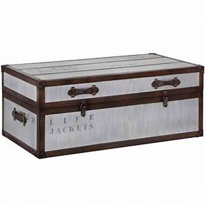 News nautical coffee table on nautical trunk coffee table for Nautical trunk coffee table