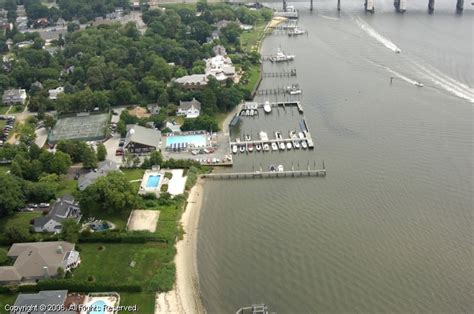 Ferry Boat Restaurant Brielle Nj by Manasquan River Yacht Club In Brielle New Jersey United
