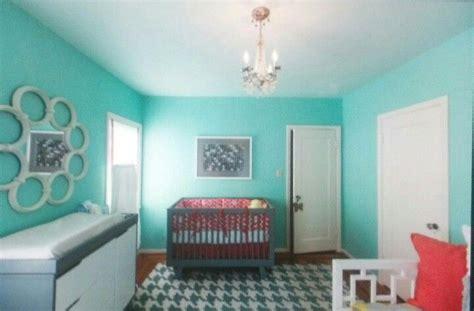 tiffany blue nursery baby room our future kids pinterest