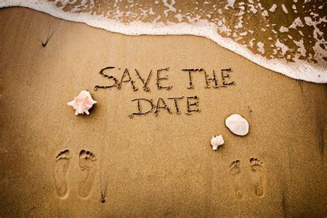 Destination Wedding Save The Date Ideas