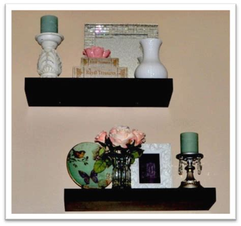 Decorate the bottom and middle thirds and. How to Hide a Thermostat Box | Floating shelves, Hide ...