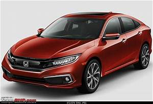 Scoop  Honda Civic Spotted Testing In India  Edit