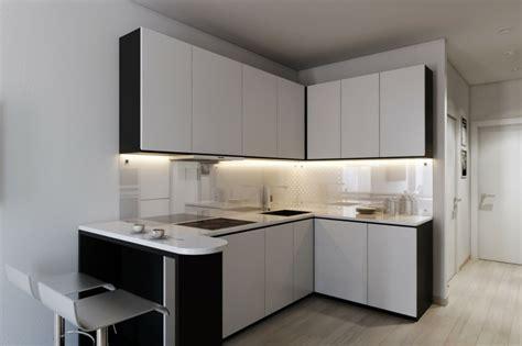studio cuisine déco studio et petit appartement 4 exemples remarquables