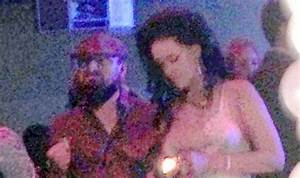 Leonardo DiCaprio and Rihanna pictured together for the ...