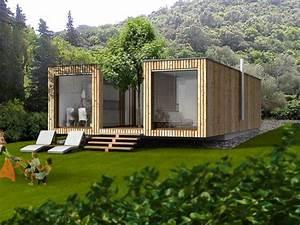 Luxus Wohncontainer Kaufen : montazna hisa ek 007 architektur pinterest modulbau hobbyraum und nachwuchs ~ Sanjose-hotels-ca.com Haus und Dekorationen