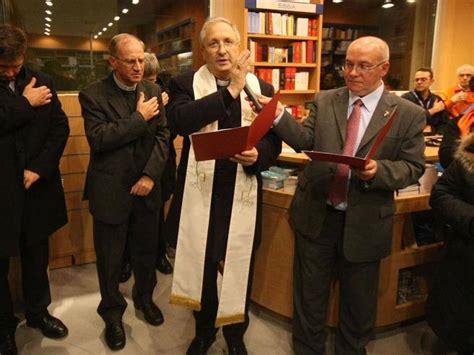 Libreria Ancora Brescia by Brescia Chiude La Libreria Ancora Fu Inaugurata Da Papa
