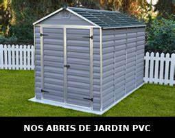 Sur Quoi Poser Un Abri De Jardin : abri jardin pvc pas cher cabanes and co ~ Dailycaller-alerts.com Idées de Décoration