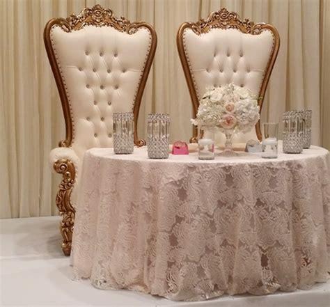 throne chair beige gold dfw lounge rentals luxury