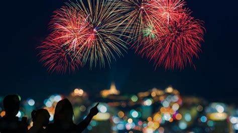 malam   ancol siapkan pesta kembang api spektakuler tribunnewscom
