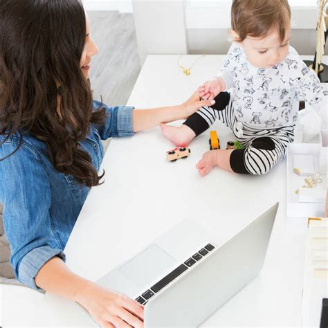 Why Mompreneurs Make Excellent Moms  The Darling Ceo