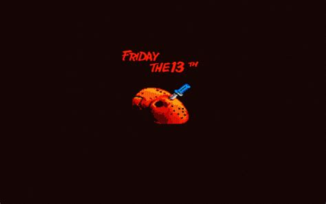 Retro Friday The 13th Wallpapers  Retro Friday The 13th
