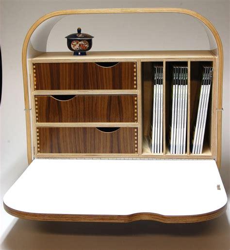 bureau multifonction 20 idées compactes et créatives pour un bureau multifonction