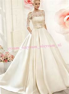 plus size wedding dresses with pockets pluslookeu With plus size wedding dress with pockets