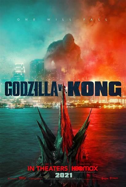 Godzilla Kong Official Trailer Millie Poster Wingard