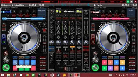 Console Virtuale Dj by Pioneer Ddj Sz Skin Para Dj 7 Y 8 Free