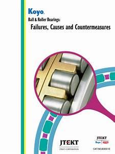 B3001e  Bearing Failure Analysis Pdf