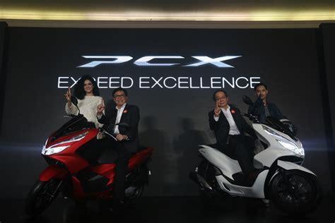 Pcx 2018 Harga Dan Spesifikasi by Harga Honda Pcx 2018 Terbaru Tipe Cbs Dan Abs Plus Warna