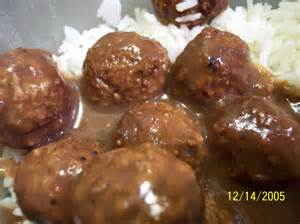 Swedish Meatball Sauce Recipe