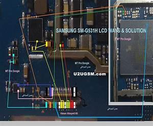 Samsung Galaxy Grand Prime G531h Screen Repair Light