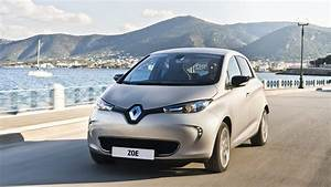 Renault Zoe Autonomie : 400 km d 39 autonomie pour la renault zo 2017 ~ Medecine-chirurgie-esthetiques.com Avis de Voitures