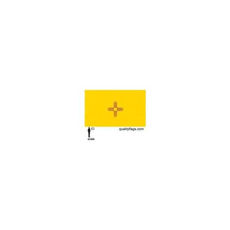New Mexico State Flag 2x3' Nylon | Quality Flags