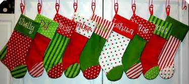 Post: How to Make Your Own Christmas Stockings   Tianna's Coupon Cafe