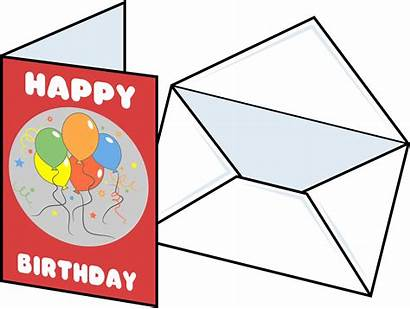 Cards Clipart Clip Card Birthday Advertisement