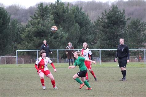 Redditch United Ladies make their point with a determined ...