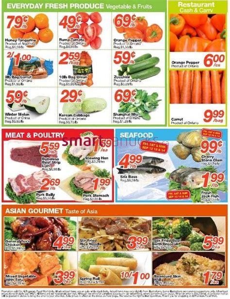 premium cuisine al premium food mart flyer september 12 to 18