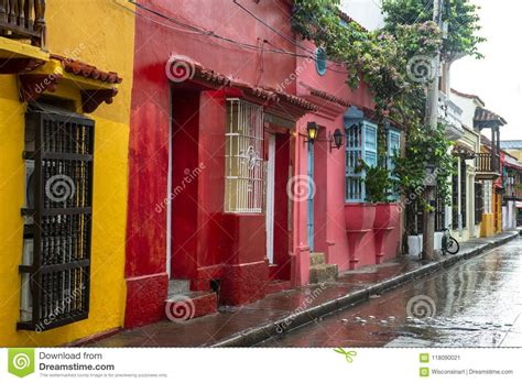 cartagena colombia old city travel stock image image of columbia 118090021