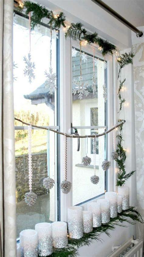 Weihnachtsdeko Fenster Kerzen by Die Besten 25 Weihnachtsdeko Fensterbank Ideen Auf