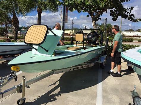 Canoe Flats Boat by Skimmer Skiff Inshore Flats Boat 11 Skiff