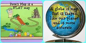 Baby Bear Hugs  Preschool Geometry And With Globes