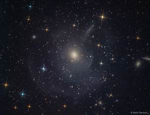 M89: Elliptical Galaxy with Outer Shells and Plumes ...
