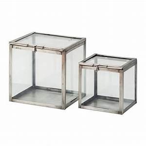 Ikea Regal Glas : ikea kombinerbar dekoration glasbox 2er set wohnung einrichten pinterest wohnung ~ Sanjose-hotels-ca.com Haus und Dekorationen
