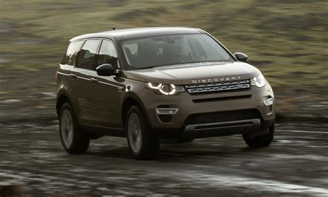 land rover car 2016 2016 land rover discovery sport review ratings specs