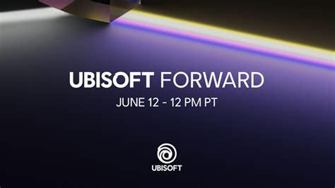 Ubisoft announces Forward event on June 12 as part of E3 ...