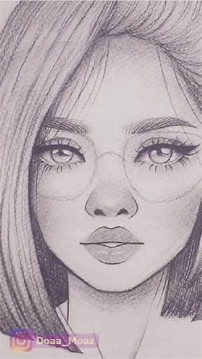Drawing Drawings Simple Sketches Easy Cool Sketchbook