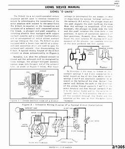 Lionel Train Wiring Diagram  U2013 Car Wiring Diagram