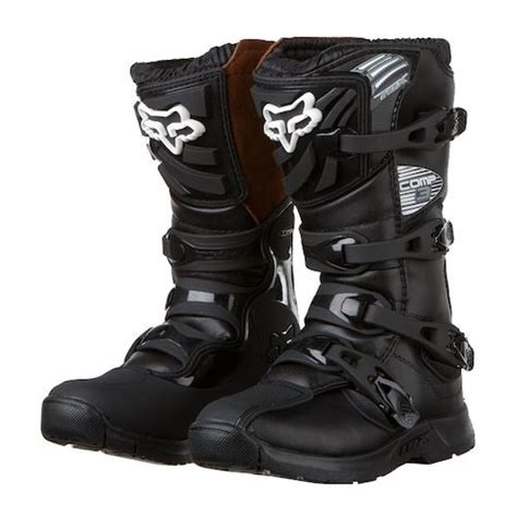 fox youth motocross boots fox racing youth comp 3 boots