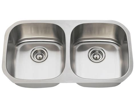 502 Double Bowl Stainless Steel Sink