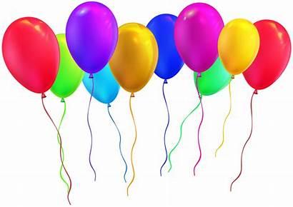 Balloons Party Clip Clipart Balloon Transparent Ballon