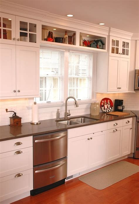 white kitchen display cabinet our picks for the best kitchen design ideas for 2013 1370