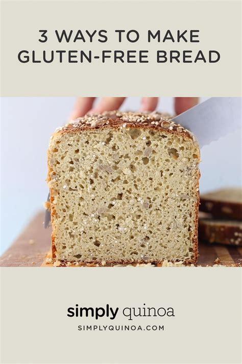 The best, healthy and simple gluten free bread machine recipe. Keto Bread Recipe 7 Eggs #KetoPancakes in 2020 | Gluten free bread, Yeast free breads, Gluten ...