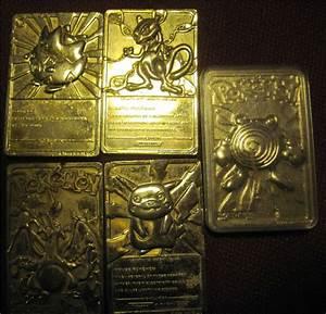 pokemon golden cards