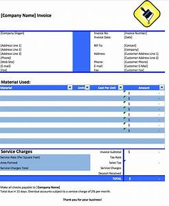 Painting invoice template download free blank invoice for How to create template in php