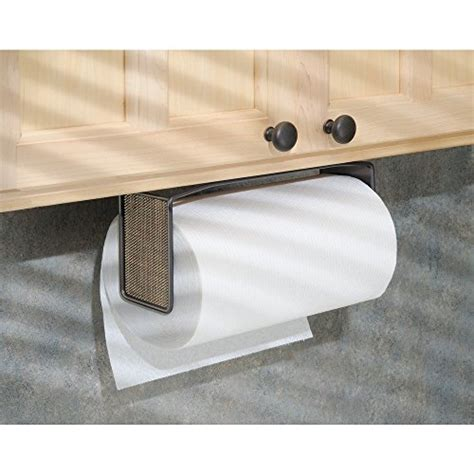 Paper Towel Cabinet Mount by Interdesign Twillo Paper Towel Holder For Kitchen Wall