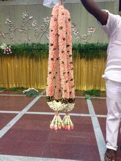 flower malai designs  indian weddings