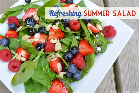 summer salads recipes refreshing summer salad the diy dreamer